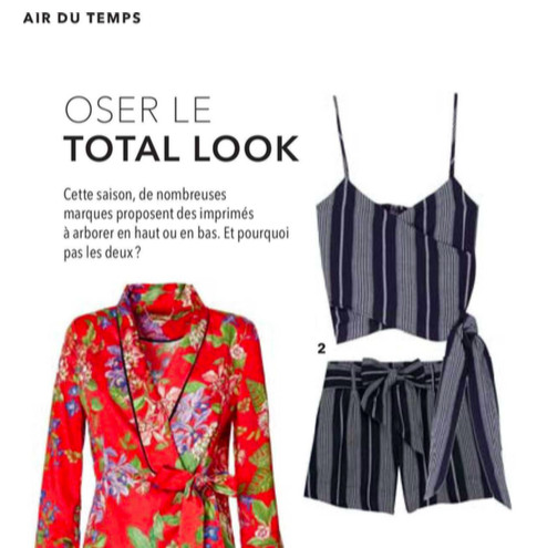 Rails ensemble featured in So Soir